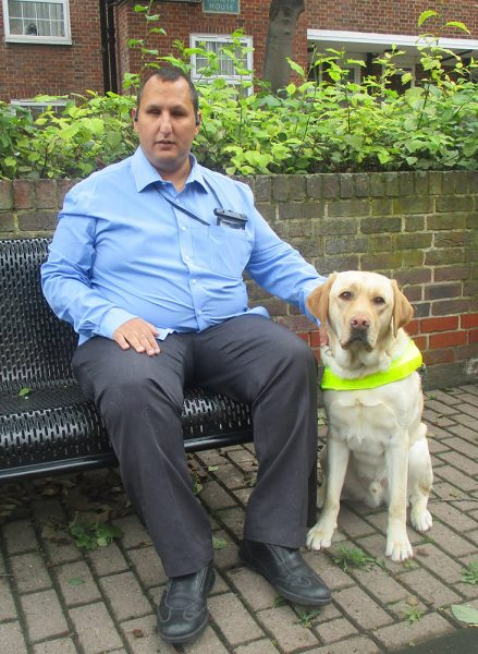 The Seeing Dogs Alliance - Client Gallery